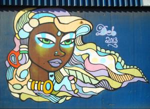 graffiti art oakland